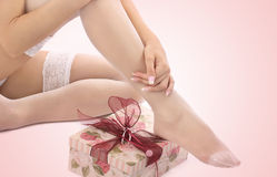 Beautiful legs Royalty Free Stock Photos