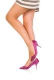 Beautiful legs Stock Images