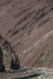 A beautiful Leh manali Road. Ladakh India Stock Photography