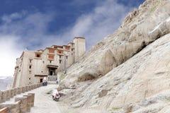 Beautiful Leh Palace Royalty Free Stock Photo