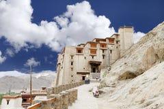Beautiful Leh Palace Royalty Free Stock Images
