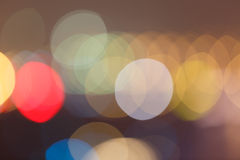 Beautiful light spot Background Royalty Free Stock Photos
