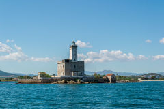 A beautiful lighthouse stock images