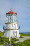 The beautiful lighthouse of Shelter Cove - SHELTER COVE - CALIFORNIA - APRIL 17, 2017 Stock Images