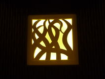 Beautiful lighting Stock Image
