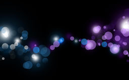 Beautiful lights Royalty Free Stock Photography