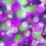 Beautiful lights. Beautiful defocus lights on black background Royalty Free Stock Photo