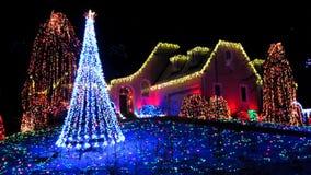 Beautiful Lights stock footage
