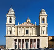 The beautiful Ligurian town of Porto Maurizio,Imperia, Italy Royalty Free Stock Photography