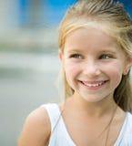 Beautiful liitle girl Royalty Free Stock Photo