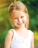 Beautiful liitle girl Royalty Free Stock Photo