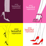 Beautiful line Royalty Free Stock Images