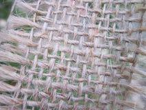 Beautiful linen fabric texture stock images
