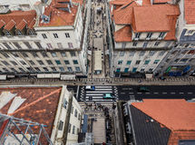 Beautiful Lissabon city Royalty Free Stock Image