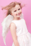 Beautiful little Angel Royalty Free Stock Photo
