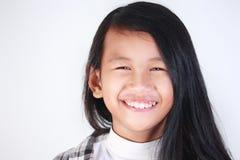 Beautiful Little Asian Girl Royalty Free Stock Photos
