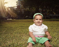 Beautiful little baby Royalty Free Stock Images