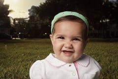Beautiful little baby Stock Photography