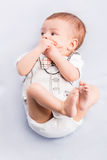 Beautiful little baby Royalty Free Stock Photography