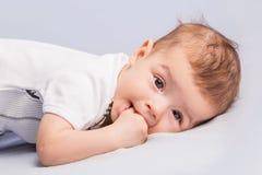 Beautiful little baby Stock Image