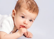 Beautiful little baby Royalty Free Stock Photos
