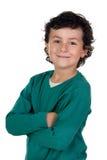 Beautiful little boy Stock Photo