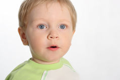 Beautiful little boy Royalty Free Stock Photography