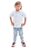 Beautiful little boy Royalty Free Stock Image