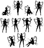 Beautiful little fairy Royalty Free Stock Images