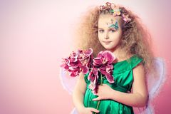 Art fairy Royalty Free Stock Photo
