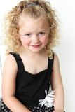 Beautiful little girl Stock Images