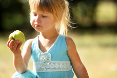 A beautiful little girl Stock Photography