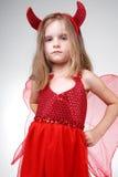 Beautiful little girl. Stock Image