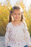 Beautiful Little Girl Royalty Free Stock Images