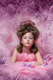 Beautiful little girl in princess dress Royalty Free Stock Photography