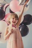Beautiful little princess Royalty Free Stock Photography