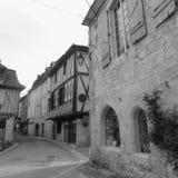 A beautiful little village stock photo