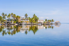 Beautiful living area in the Keys Royalty Free Stock Photography