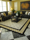 Beautiful Living Room Stock Image