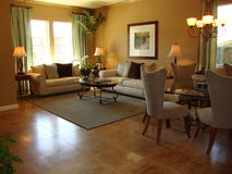 Beautiful Living Room Royalty Free Stock Images