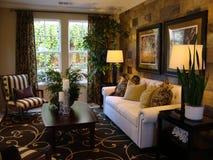 Beautiful Living Room Stock Photo