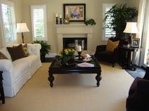 Beautiful Living Room Royalty Free Stock Image