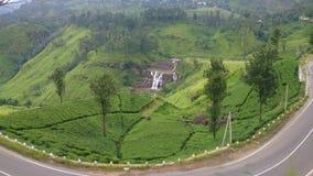 Beauti road. Beautiful locatin with road in sri lanka stock photo