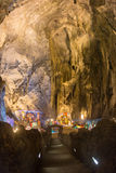 Beautiful Lod cave in Sappong Royalty Free Stock Images