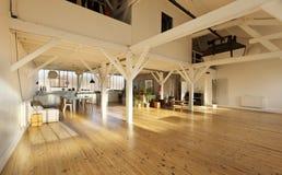 Beautiful loft Royalty Free Stock Image