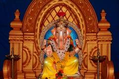 Beautiful Lord Ganesh Royalty Free Stock Photos