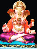 Beautiful Lord Ganesha Royalty Free Stock Photo