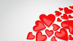 Beautiful Love background for Valentine day Royalty Free Stock Photography