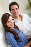 Beautiful loving couple Royalty Free Stock Photo
