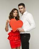 Beautiful loving couple Royalty Free Stock Photo